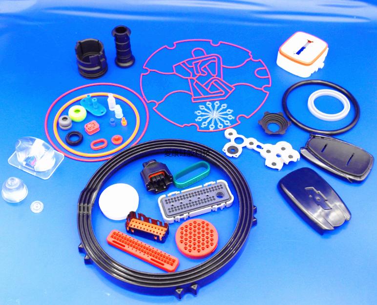 硅胶汽车配件定制方案